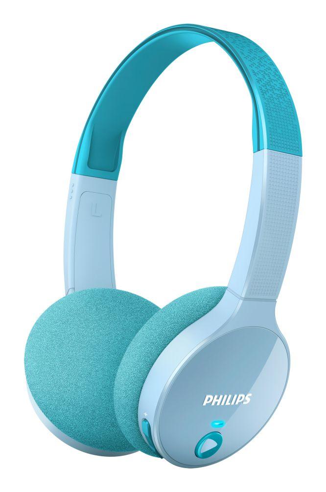 ofrecer a los ms pequeos una experiencia de sonido segura es el objetivo de estos auriculares