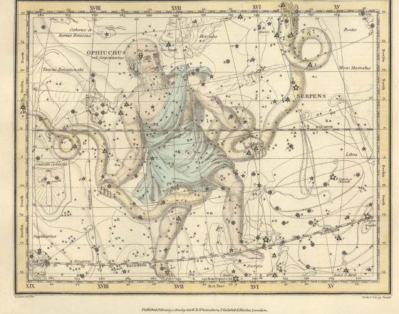 Ofiuco El Signo Del Zodiaco Que Descoloca A Los Astrólogos