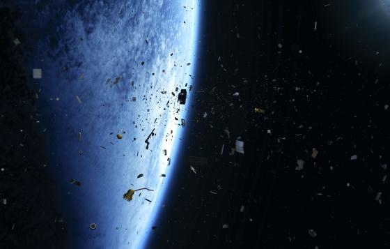 España se vuelca en la caza de la basura espacial