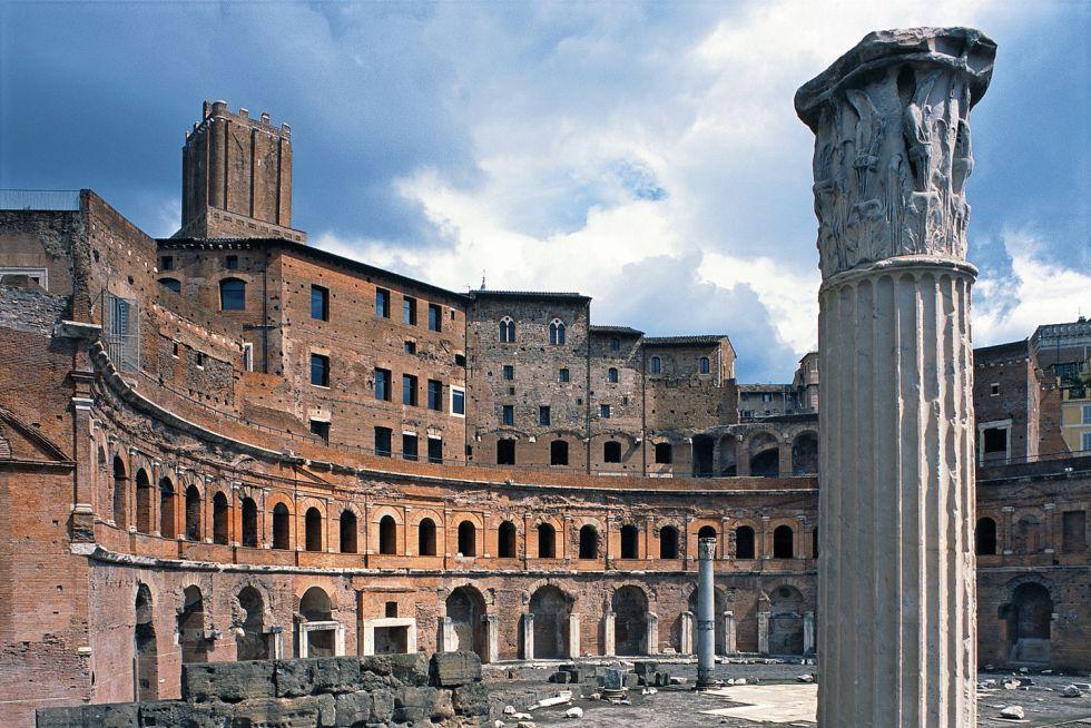 Reportaje: Un día en la vida del imperio de Trajano | EL PAÍS Semanal