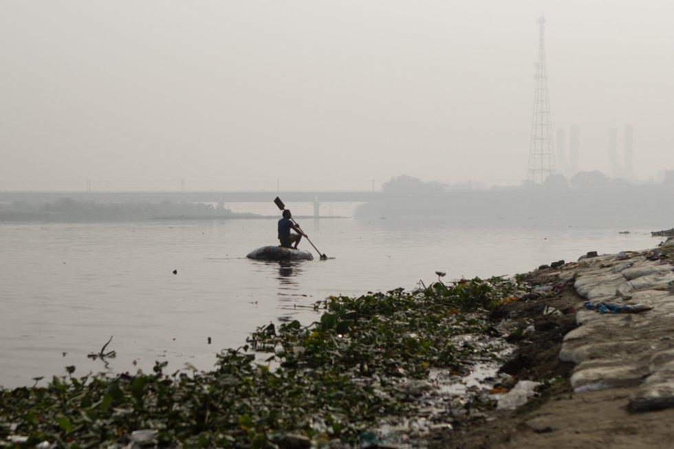 Fotos: Contaminación: El irrespirable aire de la India | Planeta ...