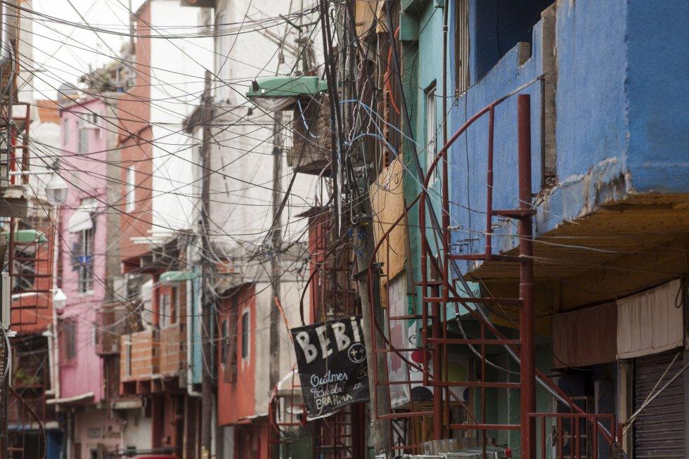 Fotos argentina villa 31 tambi n es buenos aires for Villas en buenos aires
