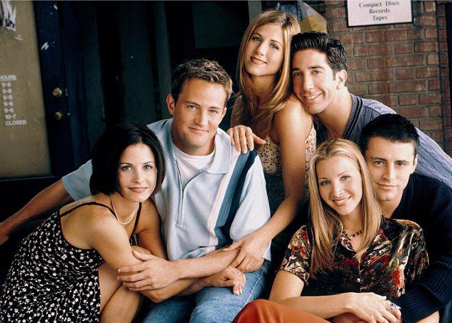 serie televisión nueva york: El otro final de 'Friends ...