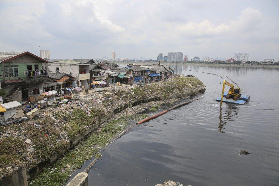 Fotos: Yakarta se hunde... muy rápido   Planeta Futuro   EL PAÍS