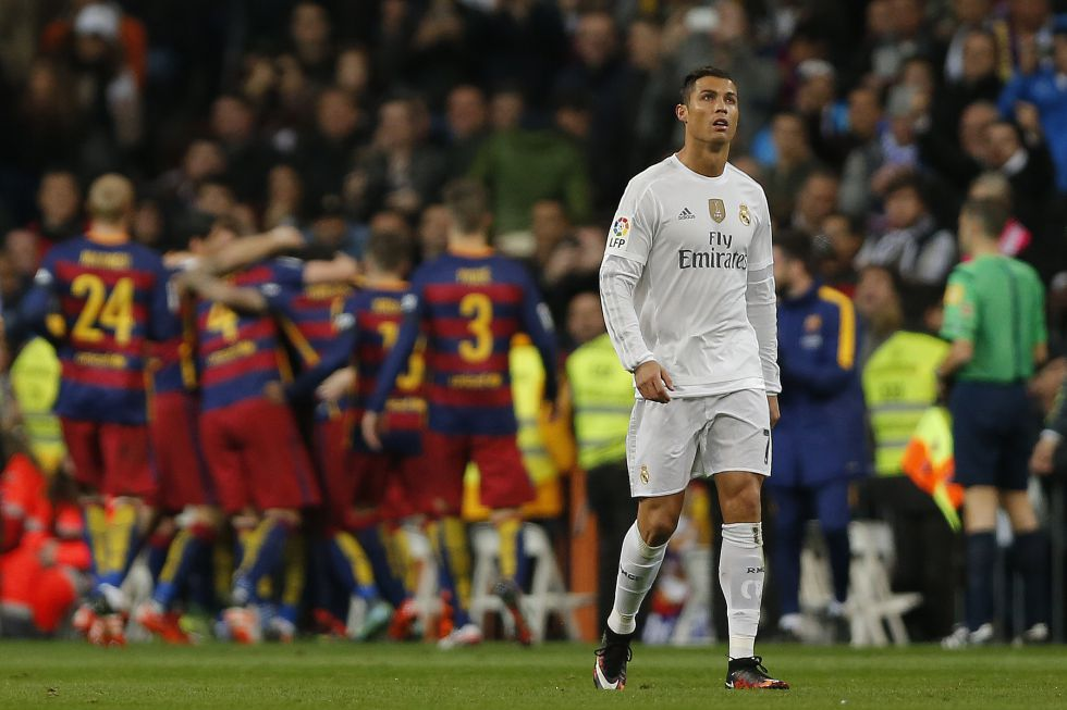 Fotos  Barcelona x Real Madrid  Os últimos 10 clássicos em imagens ... a23fccea17217