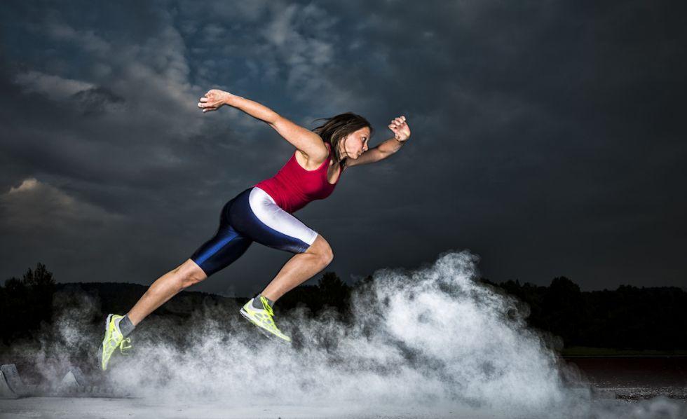como bajar mas rapido de peso corriendo o caminando