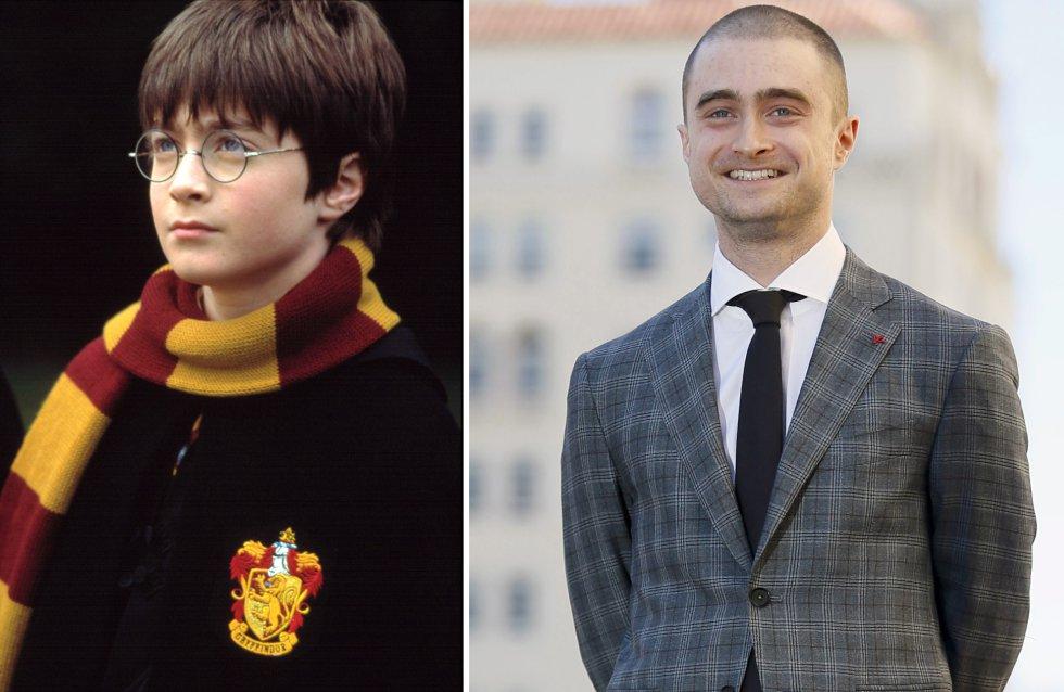 Fotos Asi Son Ahora Los Actores De Harry Potter Estilo El Pais
