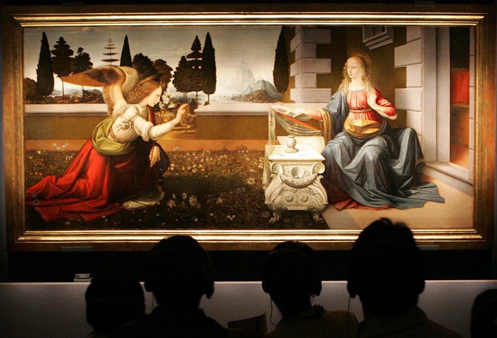 Fotos Día Mundial Del Arte Las Mejores Obras De Leonardo Da Vinci Cultura El País