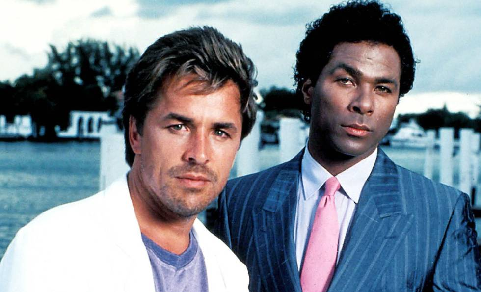 Image result for don johnson miami vice Ciudad del Este