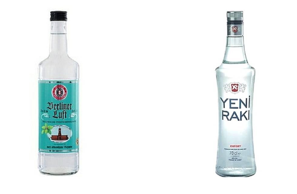 Nueve bebidas alcoh licas que no tienes ni idea que for De donde sacan el marmol