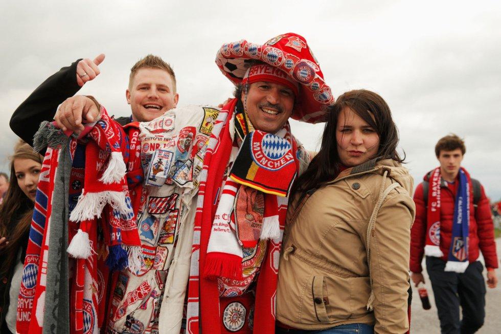 Aficionados de Bayern Múnich regresan sus entradas de la Supercopa por temor a un contagio de COVID-19