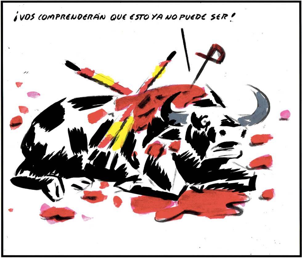 Corridas De Toros Debate Sobre La Tauromaquia En Las Tribunas De El País Actualidad El País