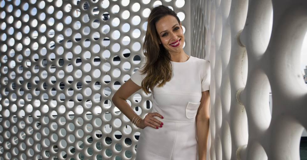 """15860d4f8a Eva González  """"Me gusta más ser presentadora que modelo"""""""