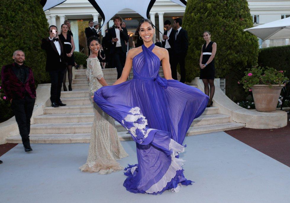 08ed012b4 Fotos  Gala amfAR Cannes 2016  Los vestidos de la alfombra roja más ...