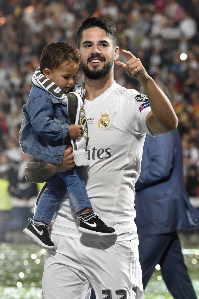 Fotos Champions League 2016 Los Jugadores Del Madrid Celebran El