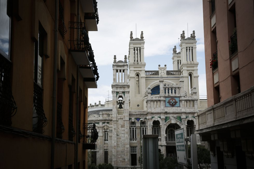 Fotos antonio palacios antonio palacios constructor de madrid madrid el pa s - Trabajo arquitecto madrid ...