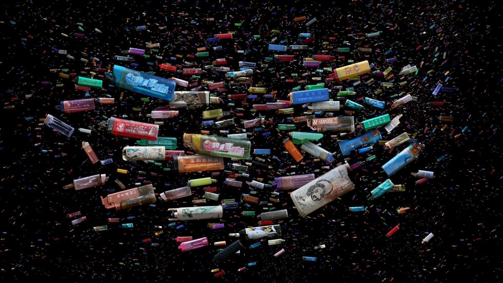 Reportaje: Océanos de plástico | EL PAÍS Semanal