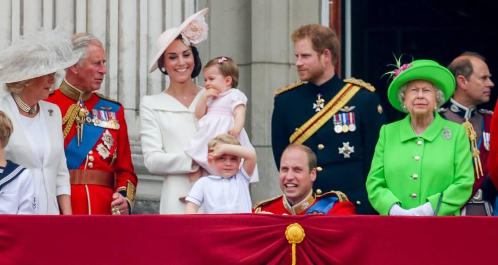 Fotos de Isabel II