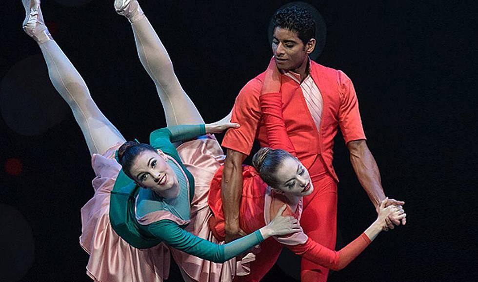 El New York City Ballet se viste a la última moda   Estilo   EL PAÍS