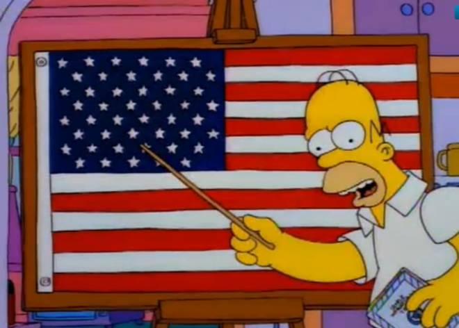 Todo Lo Que Nos Han Ensenado Los Simpson Sobre El 4 De Julio