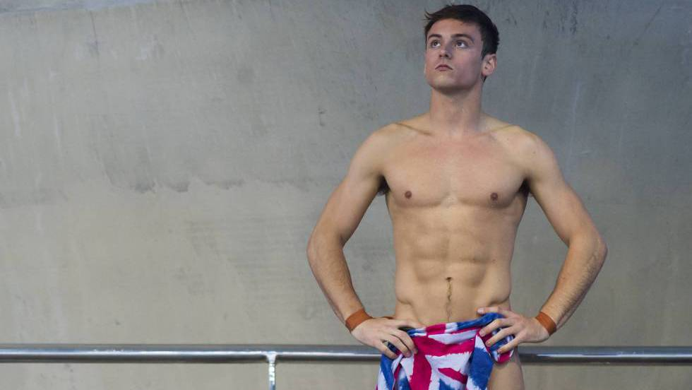 Tom Daley  A saída do armário que liberou o muso dos Jogos do Rio ... dee650ff691fe