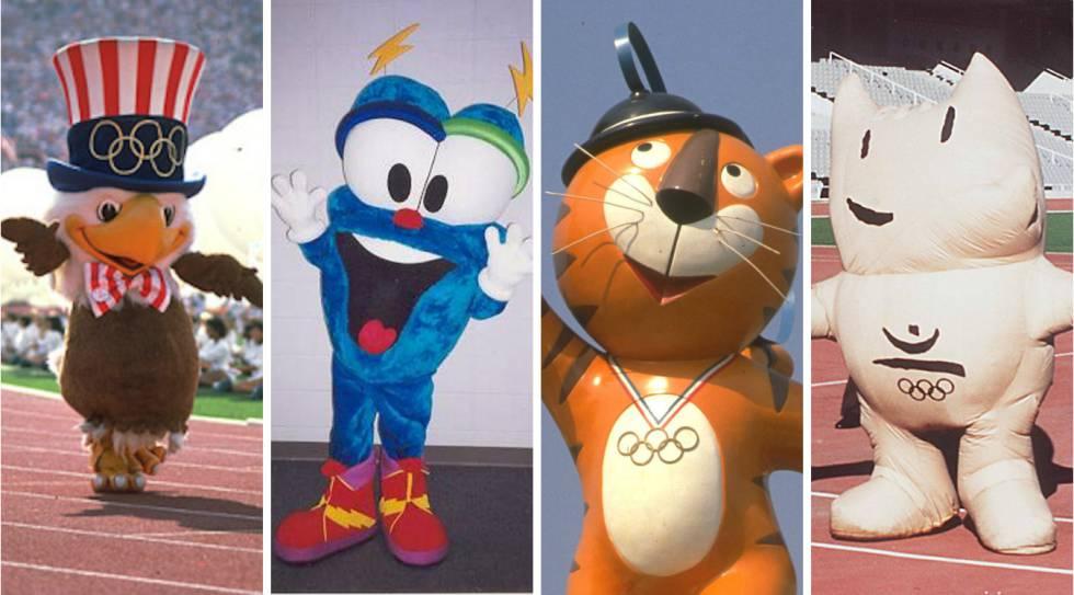 2478ef104c 12 mascotes dos Jogos Olímpicos Rio 2016
