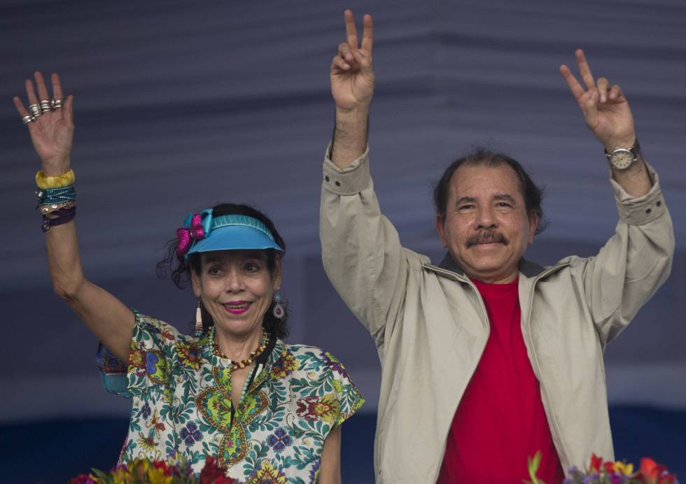 nicaragua s daniel ortega shows his true colors in english el paÍs