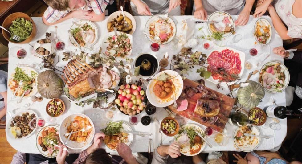 Obsesionados Con La Comida Comer Como Nunca Ciencia EL PAS
