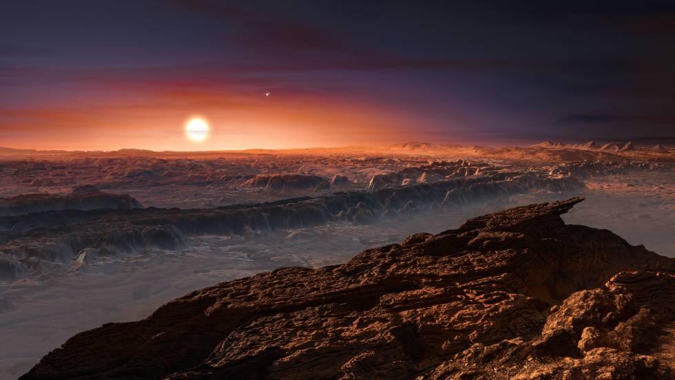 Planeta semelhante à Terra é achado ao redor da estrela mais perto do Sol  21da74bc28313