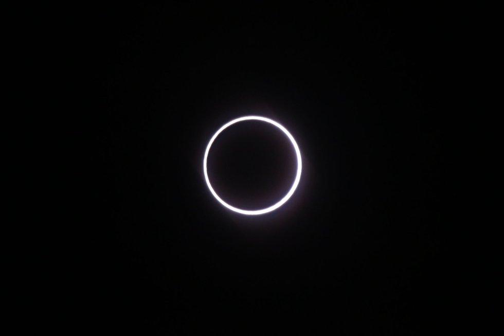 Fotos: Eclipse solar anular 2016 | Ciencia | EL PAÍS