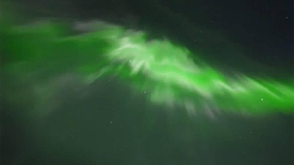 V deo as ilumin la aurora boreal el cielo de finlandia for La camera del cielo