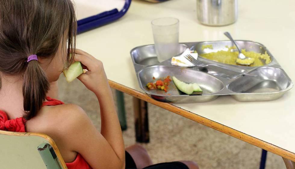 Comer en casa o en el colegio, ¿qué es mejor? | Mamás y Papás | EL PAÍS