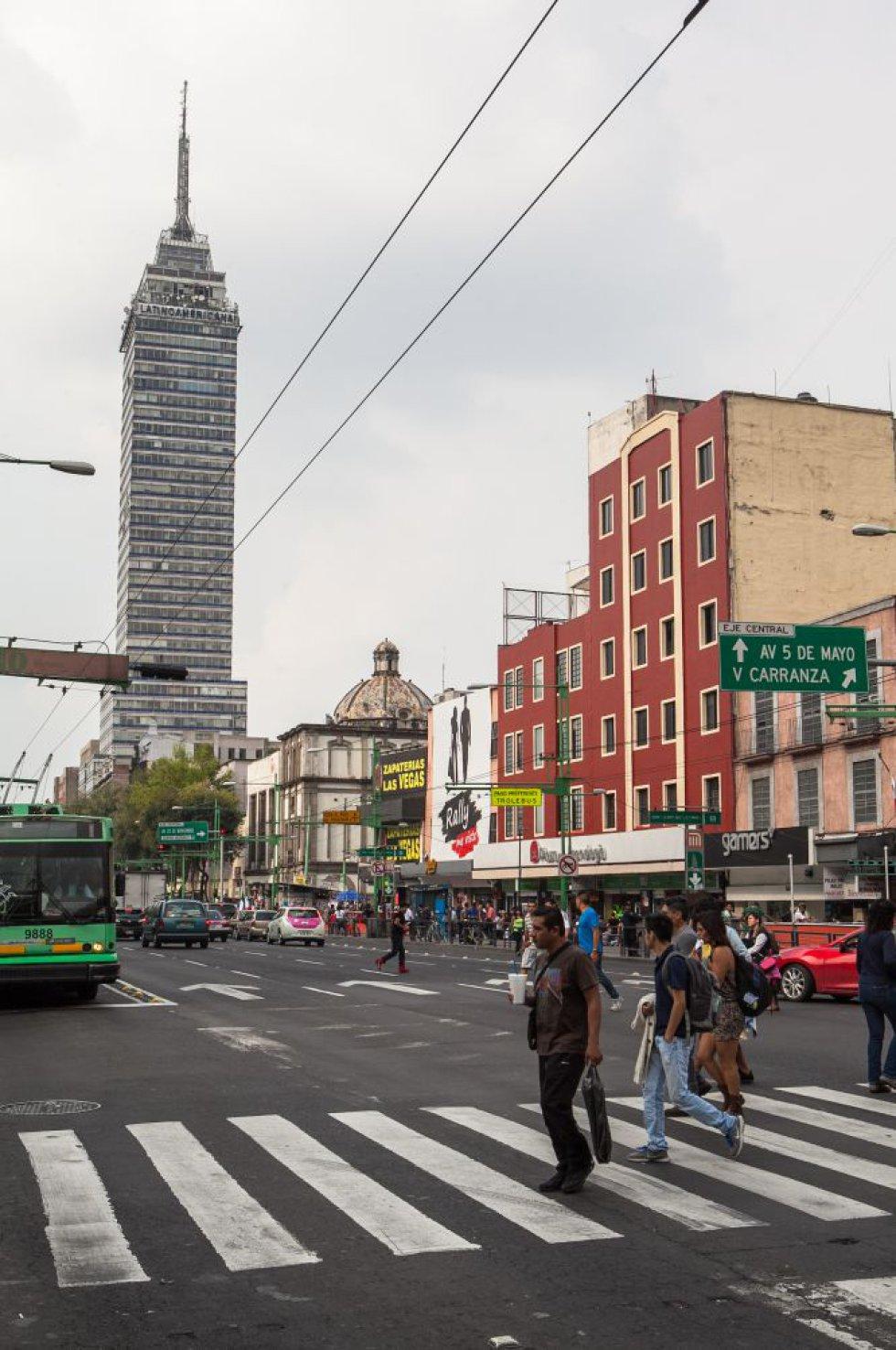 Las huellas del terremoto que tumbó la Ciudad de México en 1985