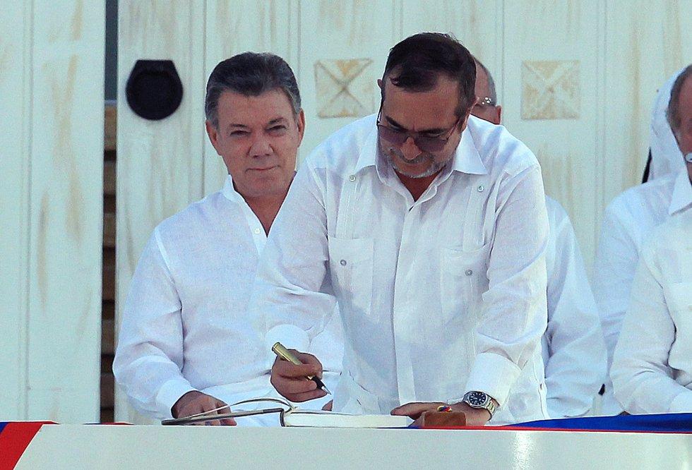 Fotos: Acuerdo: Firma de la paz en Colombia   Internacional   EL PAÍS