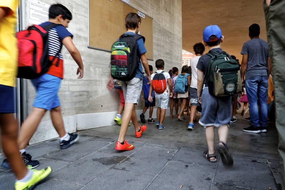 Por qué estoy a favor del calendario escolar francés y sus vacaciones |  Mamás y Papás | EL PAÍS
