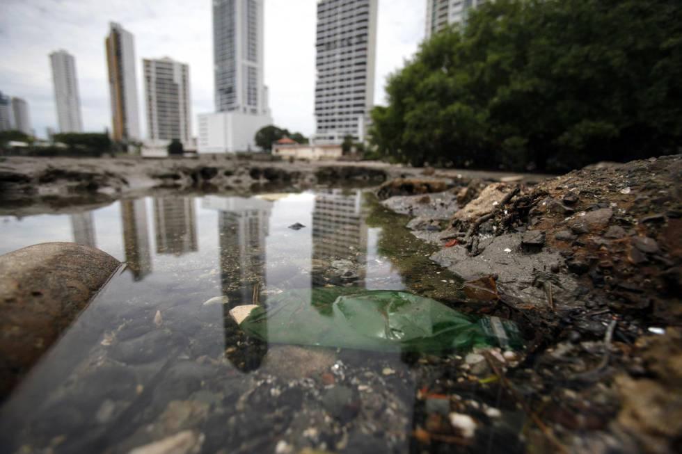 La Contaminación Envuelve El Planeta