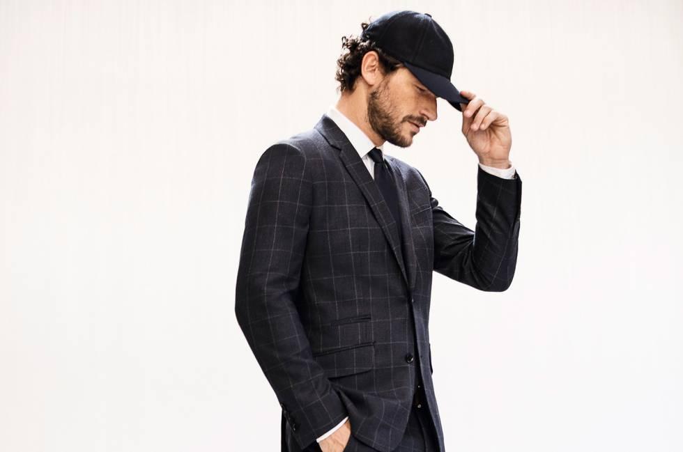 El tejido perfecto tiene hilatura adecuada (Super Cien en todos los trajes  de Cortefiel) f1204cbbf80