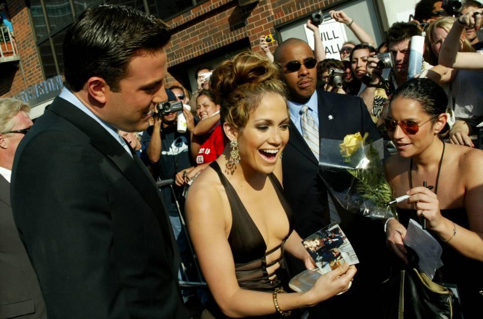 Aquellos Meses En Los Que Ben Affleck Y Jennifer Lopez Convirtieron