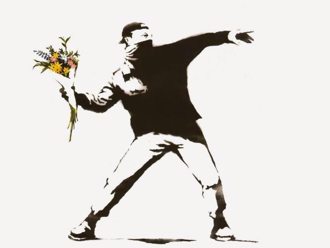 """""""Con los jóvenes, necesitamos contrarrestar la violencia existente con un gesto de gran significado"""", enuncia Bernárdez, """"y dejarles identificarse con ese soñador que cree que aún se pueden cambiar las cosas"""". """"El mensaje es: en este mundo loco, ¿por qué no tiramos flores en lugar de balas?"""", señala Pérez Manzanares. El grafitero inglés Banksy ha derribado la frontera entre arte urbano y obra maestra, entre lo público y lo privado, y entre lo eterno y lo efímero. Sus creaciones son más que una pintada o una obra física: es un diálogo de entendimiento y carne de afiche. En el caso de este manifestante lanzando flores combina lo real con lo utópico como """"alegato de democracia, como un verdadero asalto y, a menudo, un potente e icónico motivo de reflexión política y social"""", sentencia Pérez Manzanares."""