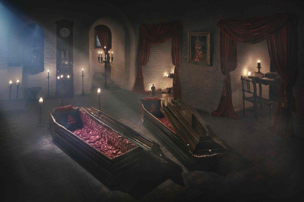 Resultado de imagen para el castillo de dracula en rumania