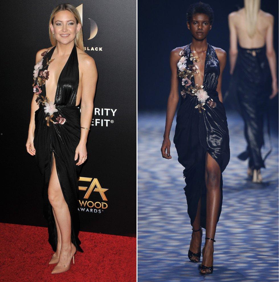 b105819be ... Kate Hudson llegó a la edición número 20 de los premios Annual  Hollywood Film Awards