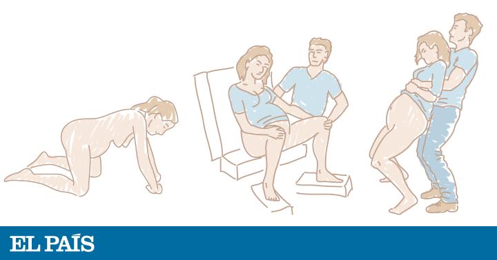 ejercicios para un parto natural sin dolor
