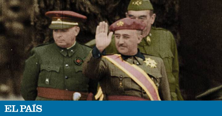 Tv Documentaries All The Colors Of The Spanish Civil War In English El Pais