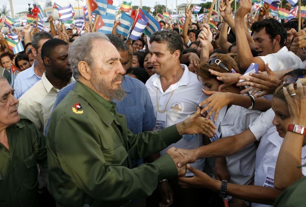 a report on the life of fidel castro Fidel castro's eldest son took his own life thursday, cuban state media reported.