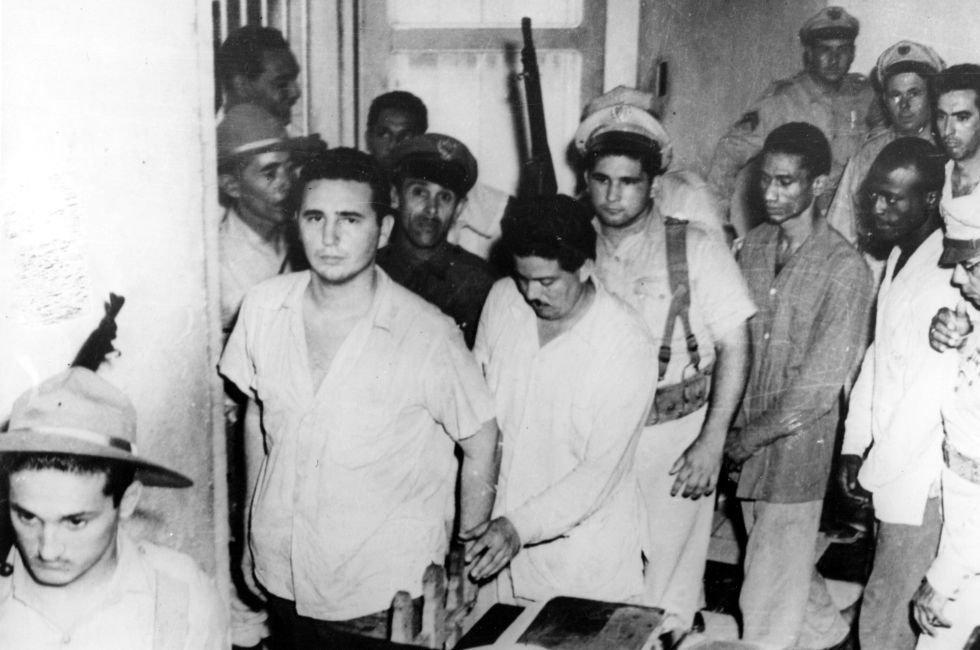 Fotos: Muere Fidel Castro: El ataque al cuartel de Moncada | Actualidad |  EL PAÍS