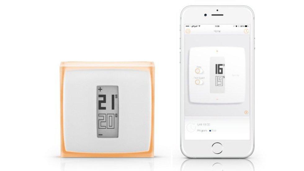 Fotos termostatos para ahorrar en calefacci n tecnolog a el pa s - Temperatura ideal calefaccion casa ...