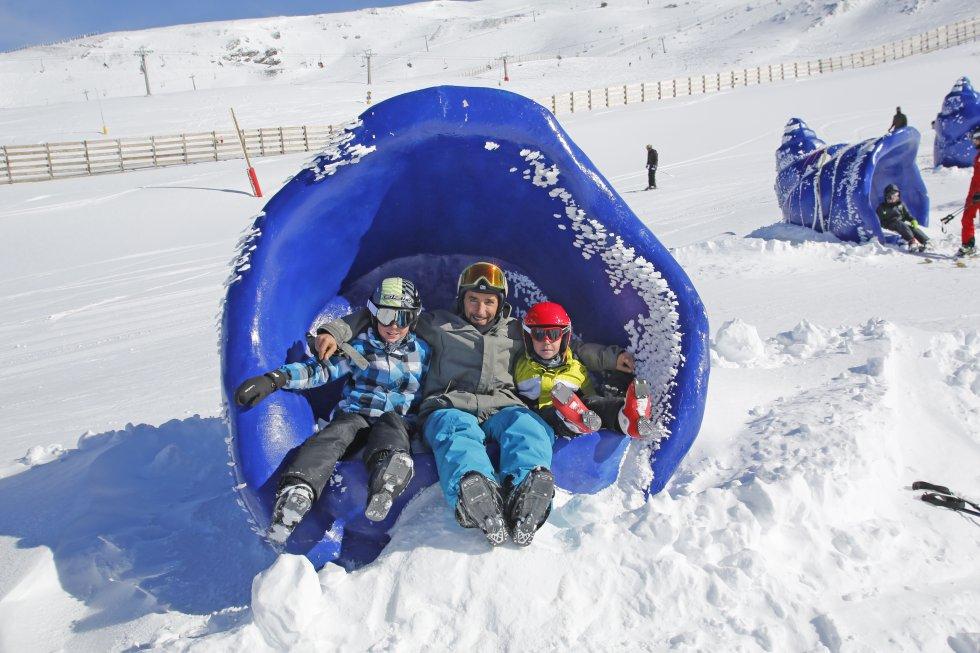 Fotorrelato Las Mejores Estaciones De Esquí Para Ir Con Niños En España Y Andorra Actualidad El País