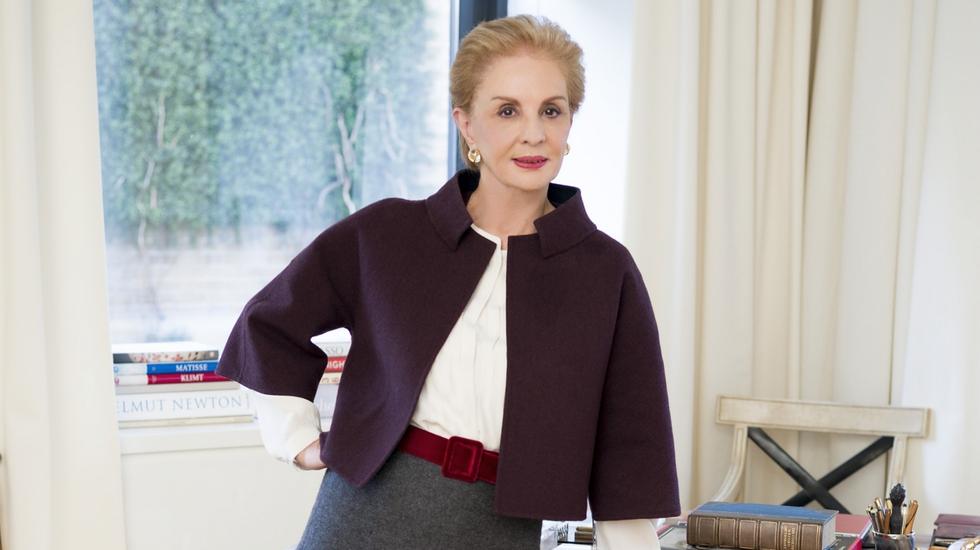 b41e998777 Carolina Herrera, la emperatriz de Manhattan | EL PAÍS Semanal