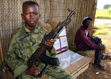 Liberados en Nigeria 800 niños soldado reclutados para combatir a Boko Haram