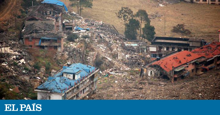 As provoca terremotos el ser humano ciencia el pa s for Noticias naturaleza